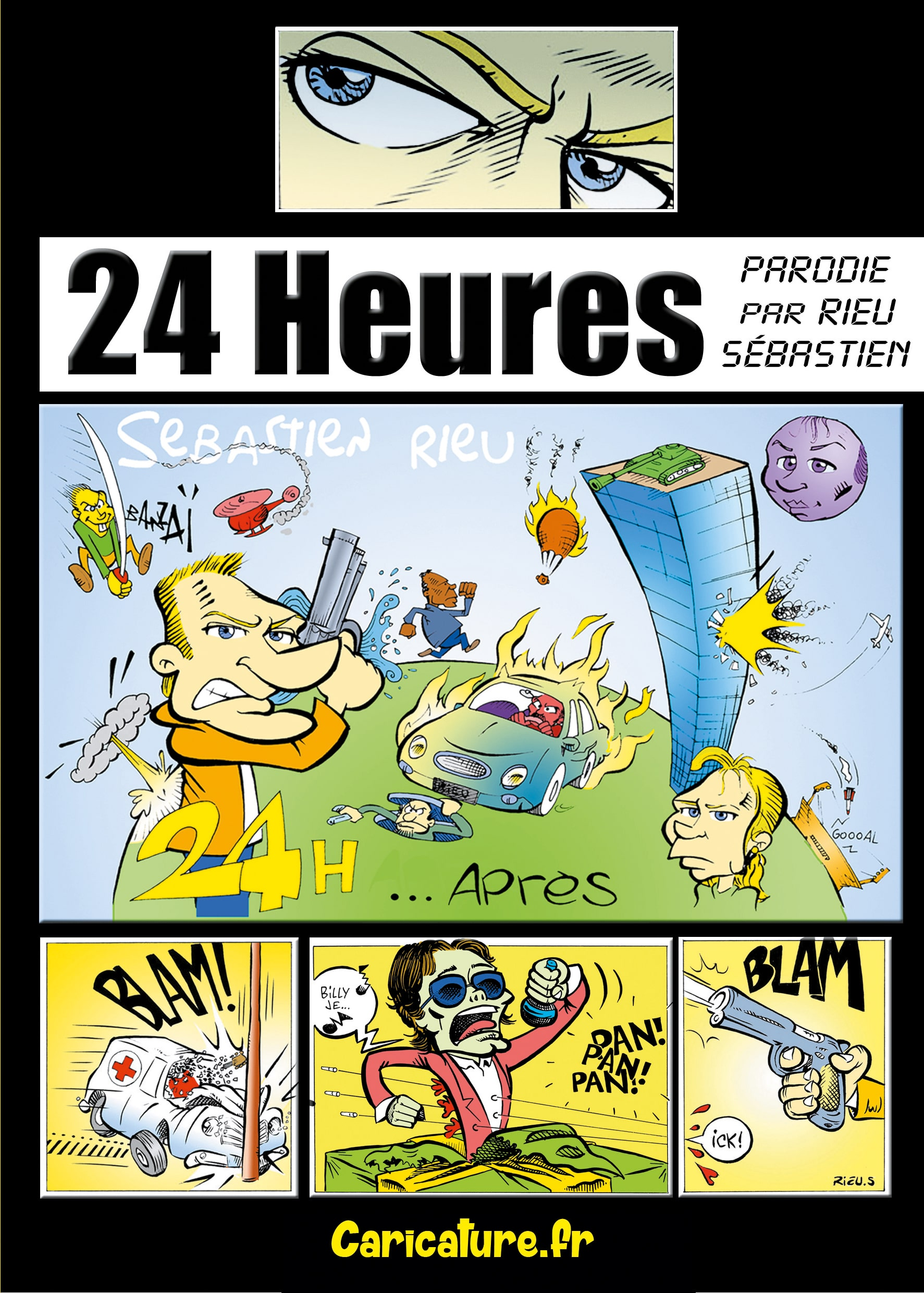 Album de bande dessinée