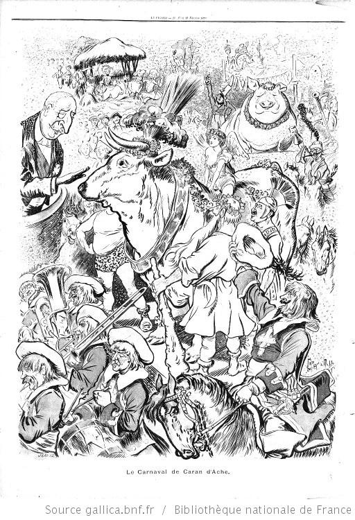 Histoire de la caricature