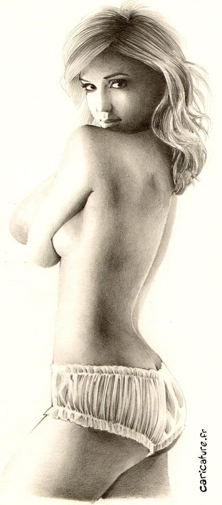 Portrait de Jessica Alba