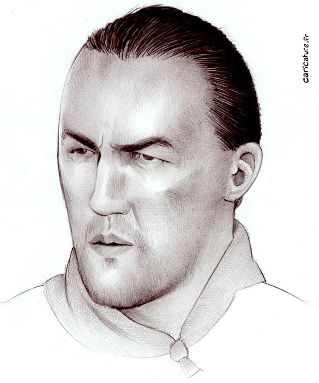 Portrait d'Olivier Roumat