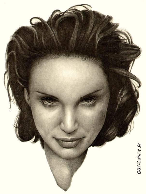 Portrait de Natalie Portman