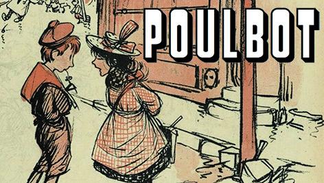 Illustration de Poulbot - détail